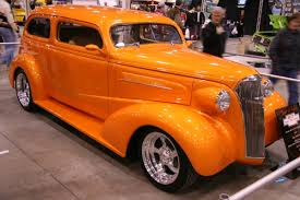 1937 Chevy 2 door Sedan - 1 | MadWhips
