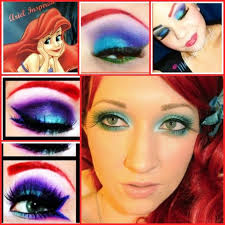 ariel makeup tutorial
