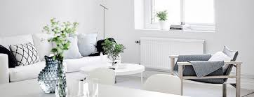 <b>Simple</b> and <b>Minimalist</b> All-White Apartment in Gothenburg ...
