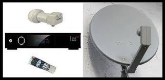 Satellite Dish Dish Network Directv Installation And Wiring