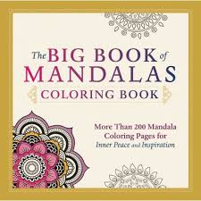 Small Picture The Big Book of Mandalas Adult Coloring Book More Than 200