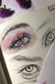 Рисование глаза | Рисование глаза, Иллюстрация глаза, Рисовать глаза