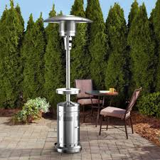 mark patio heater with led table
