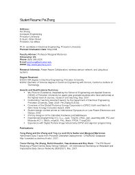 Computer Engineering Resume How To Write Engineering Resume Telecommunication Engineer Examplesn 15