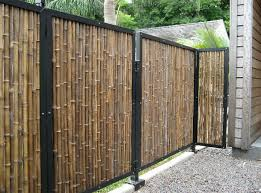 Outdoor Bamboo Privacy Screen | Interesting Ideas for Home