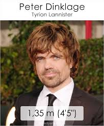 Celebrity Height Chart Tumblr Game Of Thrones Characters Ordered From Smallest To Tallest