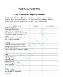 House Inspection Lists Commercial Building Final Inspection
