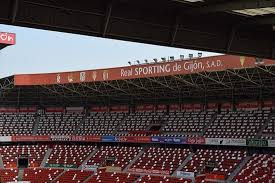 Estadio El Molinon Gijon