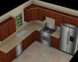 10x10 Kitchen Layout 10x10 Kitchen Ideas Miserv