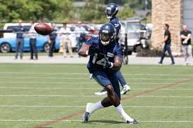 Seahawks Wr Depth Chart Russell Wilson Seahawks Wr D K Metcalf Looking Really