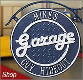 Garage Signs And Decor Garage Decor 1