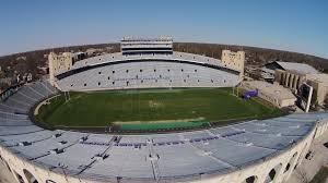 Northwestern University Football Stadium Seating Chart Northwestern University Ryan Field Google Search