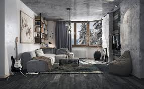 Modern Light Gray Living Room 40 Grey Living Rooms That Help Your Lounge Look Effortlessly