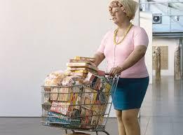 "Ludwig Forum | Restoration workshop — Restoration of Duane Hanson's  ""Supermarket Lady"""