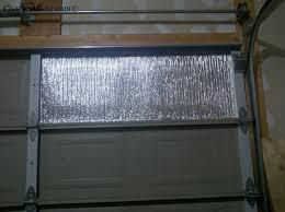 insulating garage doorInsulate a Garage Door  Charles Miske