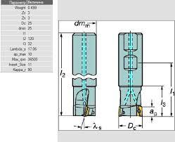 Отчет по летней производственной практике Камышин Завод Ротор  3 фреза r390 025a25 11m sandvik для фрезерования лыски выдерживая размеры 7 и 15 согласно эскизу 5 приложение 7