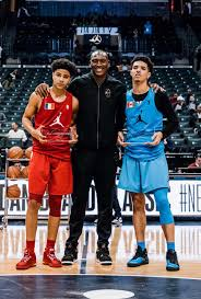 JORDAN BRAND CLASSIC - BY KILLIAN HAYES ...