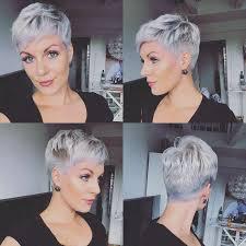 Short Hairstyle 2018 Frisyrer Frisyrer Grått Hår Frisyrer Och