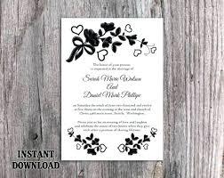 diy wedding invitation kits triple embossed white flat cards diy wedding invitation supplies uk
