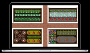 Small Picture Allotment Vegetable Plot Planning Software