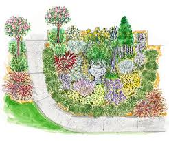 Small Picture Sun Loving Southern Garden Plan Garden planning Full sun garden