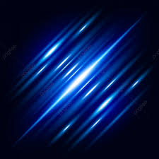 Dark Blue Light Abstract Blue Light Effect With Shine Bright Vector
