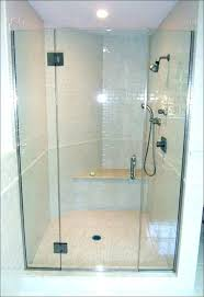 hard water stain remover shower door how to remove hard water stains from shower doors hard