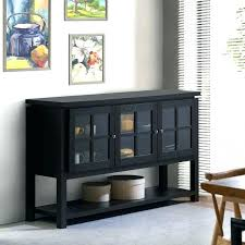 buffet cabinet with glass doors glamorous and door sideboards buffets love ikea sideboard full size