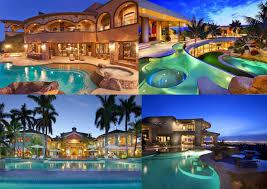 luxury home swimming pools. 15 Heavenly Beautiful Luxury Mansions With Swimming Pools-featured Home Pools O