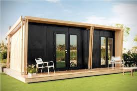 Small Picture Prefab Tiny House In California VALDERRAMA Design The Awesome