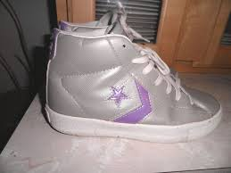 converse 6 5 womens. converse cons one stars steal the show shoes gray purple size 4.5 kids 6 womens | 5