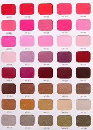 Shades Of Pink Color Chart With Names Bedowntowndaytona Com