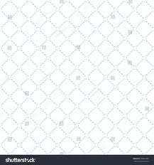 mattress texture. Mattress Texture Double Stitch Seamless Pattern - Blue Elements On White Background Flat Graphic Style