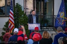 ZUMA Press - Image Search: MAGA Rally With Eric Trump In Pennsylvania