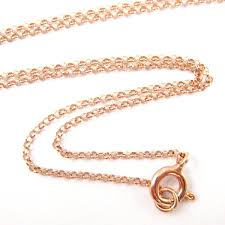 rose gold plated 925 sterling silver chain necklace bracelet anklet vermeil 1mm rolo chain rolo chain necklace for pendant all sizes