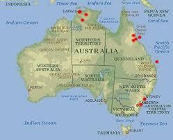 Пълна характиристика на Австралия Реферат от История Страница  Австралийският съюз е шестата по големина държава в света и единствената която заема цял континент Австралия Тя е най голямата страна в Австралазия