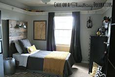 18 Cool And Trendy Teen Boys Bedroom Designs : Exquisite Grey Teen Boys  Bedroom Design with