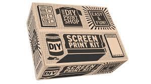 diy print screen printing kits