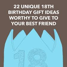 22 unique 18th birthday gift ideas