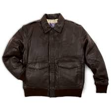 the army air corps leather flight jacket3