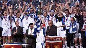 Griechenland schockt die Fußballwelt: Rückblick auf die EURO 2004   UEFA  EURO 2020