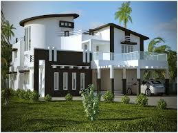 attractive exterior wall paint colours design with colors decoration