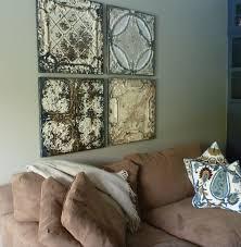 tin tile wall decor on vintage tin tiles wall art with tin tile wall decor kemist orbitalshow