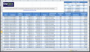 Excel Templates For Payroll Free Excel templates for Payroll Sales Commission Expense reports 1