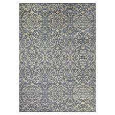 maples rugs blue green indoor area rug common 5 x 7 actual