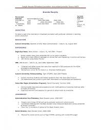 Sample Resume For Broadcast Journalist Journalism Resume Examples For Study Print Journalist Sample 1