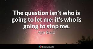 Ayn Rand Quotes Beauteous Ayn Rand Quotes BrainyQuote