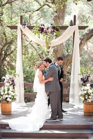 fl rustic wooden wedding arches decorating ideas with dry