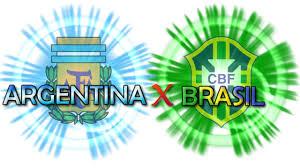 Resultado de imagem para fotos de brasil x argentina