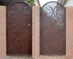 Types Of Fences For Backyard 25 Best Ideas About Wood Fence Gates Gates For Backyard